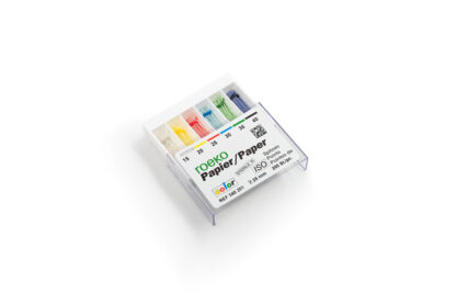 Roeko paper points color